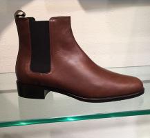 2263-Calf-Chelsea leren laarzen