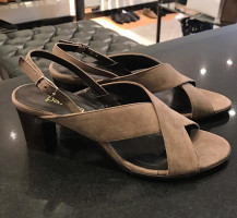 3396-Camo Sandalette