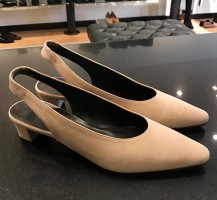 3866-Camo Suede Ballerina